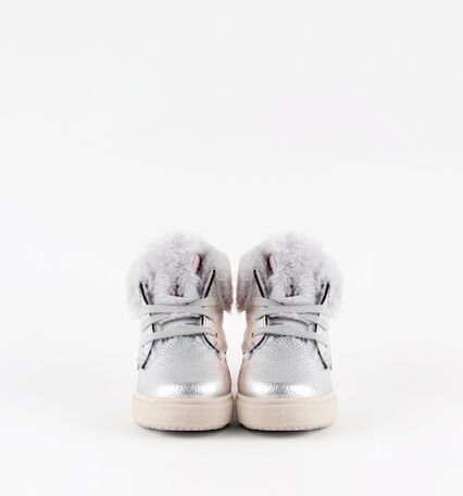 GAMES SYNTHETIC SNEAKER SUEDE ANIMALS