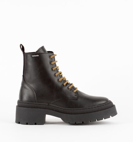 CIELO SYNTHETIC EFFECT LEATHER MID BOOT